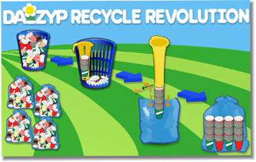 Daizyp benefits recycle