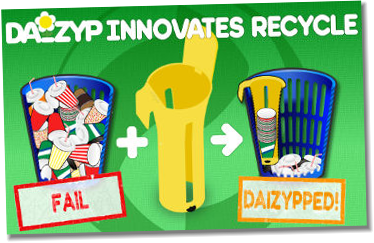Daizyp innovates recycle