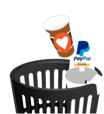 Daizyp Paypal Donate
